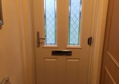Composite Door Double Rebated