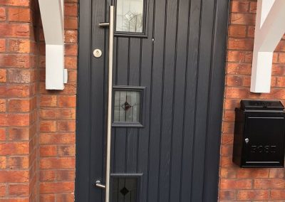 Triple Glazed Composite Door (paris)