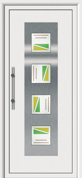 aluminium door design-CO 04