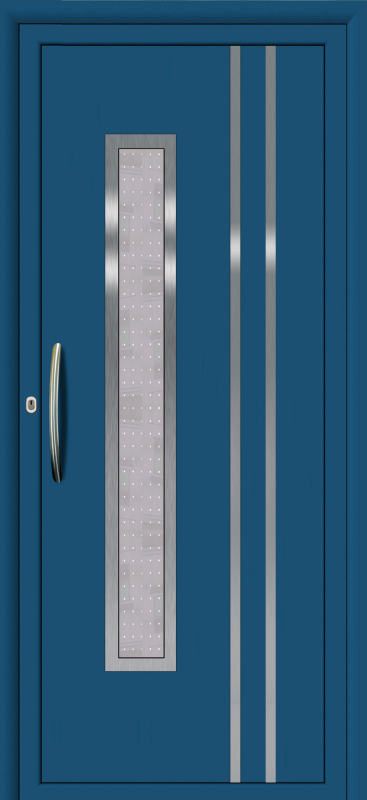 aluminium door design-CO 05
