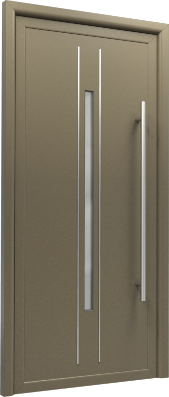 aluminium door design-SE 01