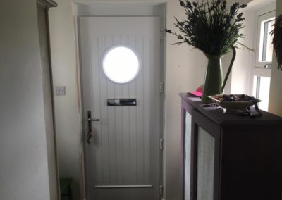 fiberglass composite door internal